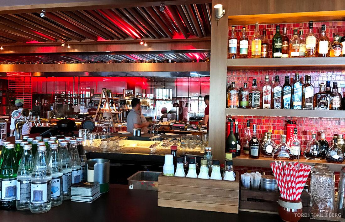 JW Marriott Absheron Hotel Baku bar