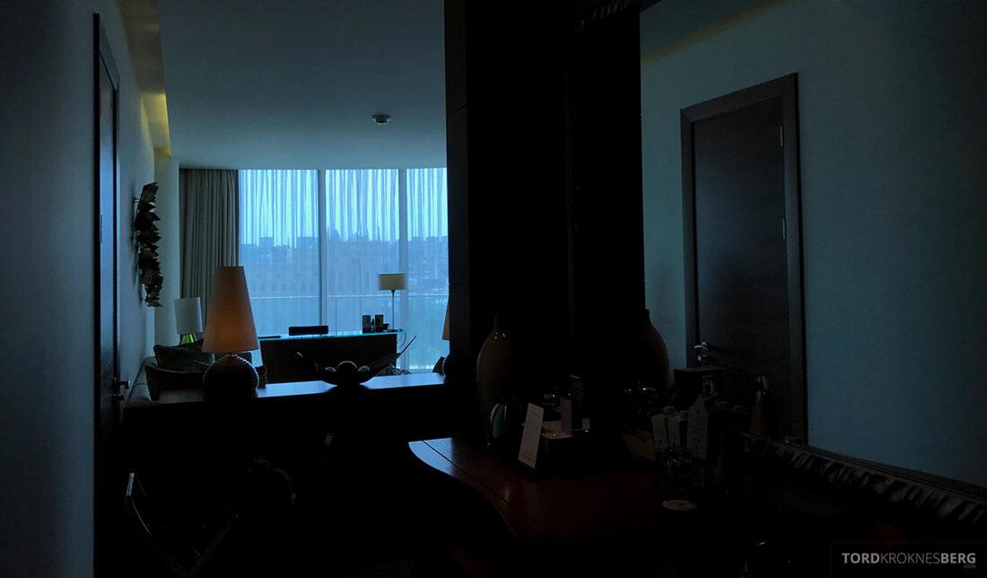 JW Marriott Absheron Hotel Baku inngangsparti