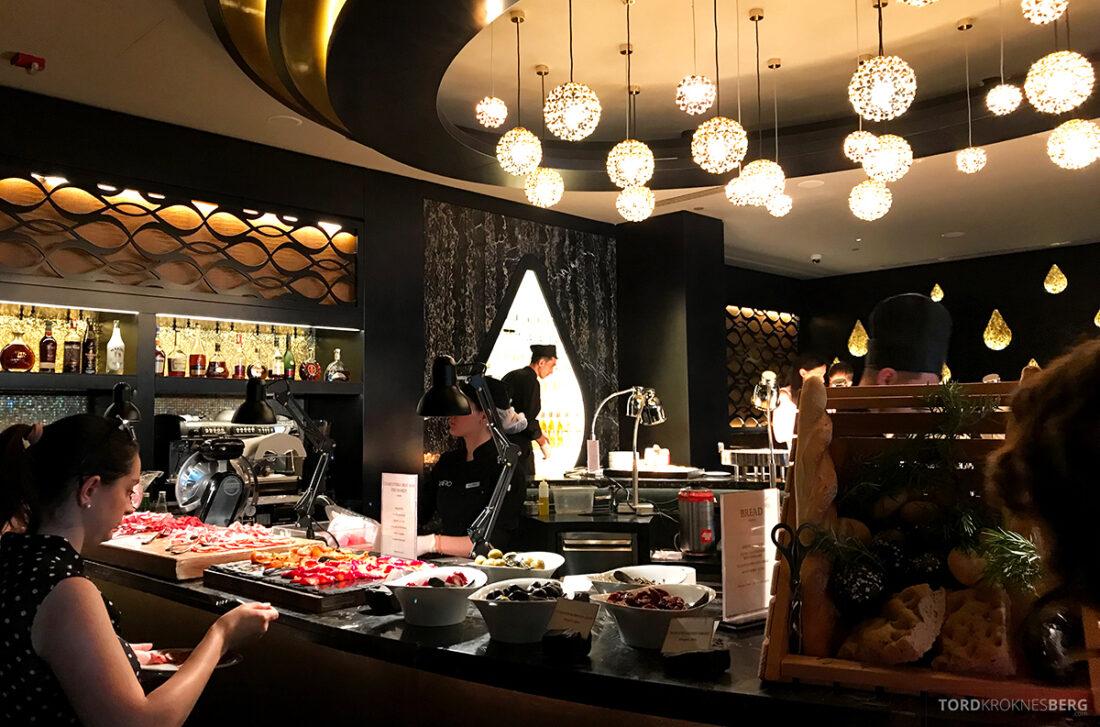 JW Marriott Absheron Hotel Baku restaurant buffet