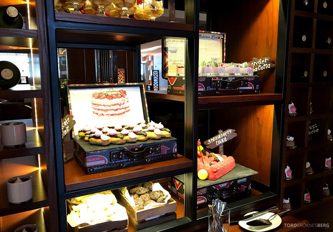 JW Marriott Absheron Hotel Baku kaker