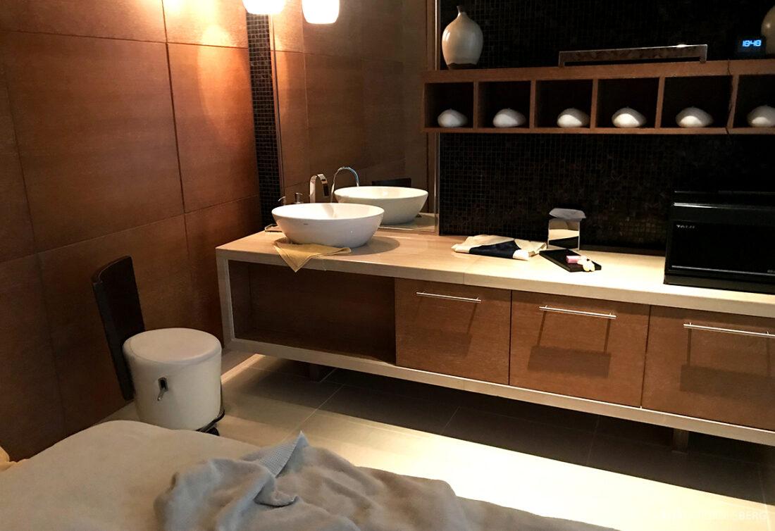 JW Marriott Absheron Hotel Baku spa-rom