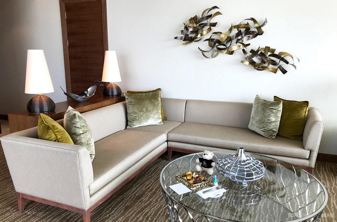 JW Marriott Absheron Hotel Baku sofakrok