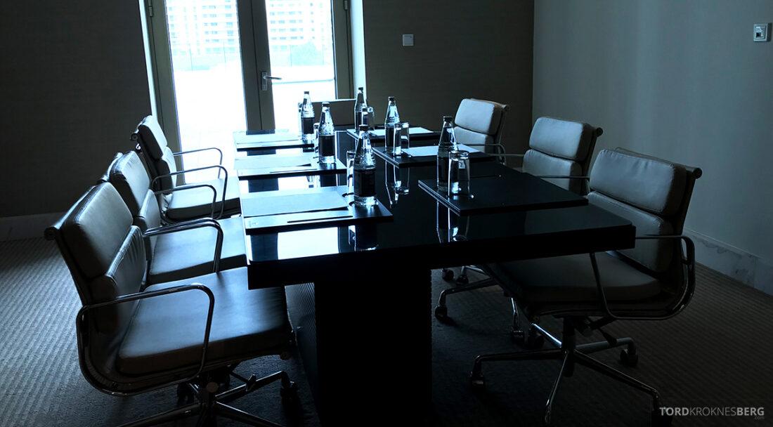 JW Marriott Absheron Hotel Baku Executive Lounge møterom