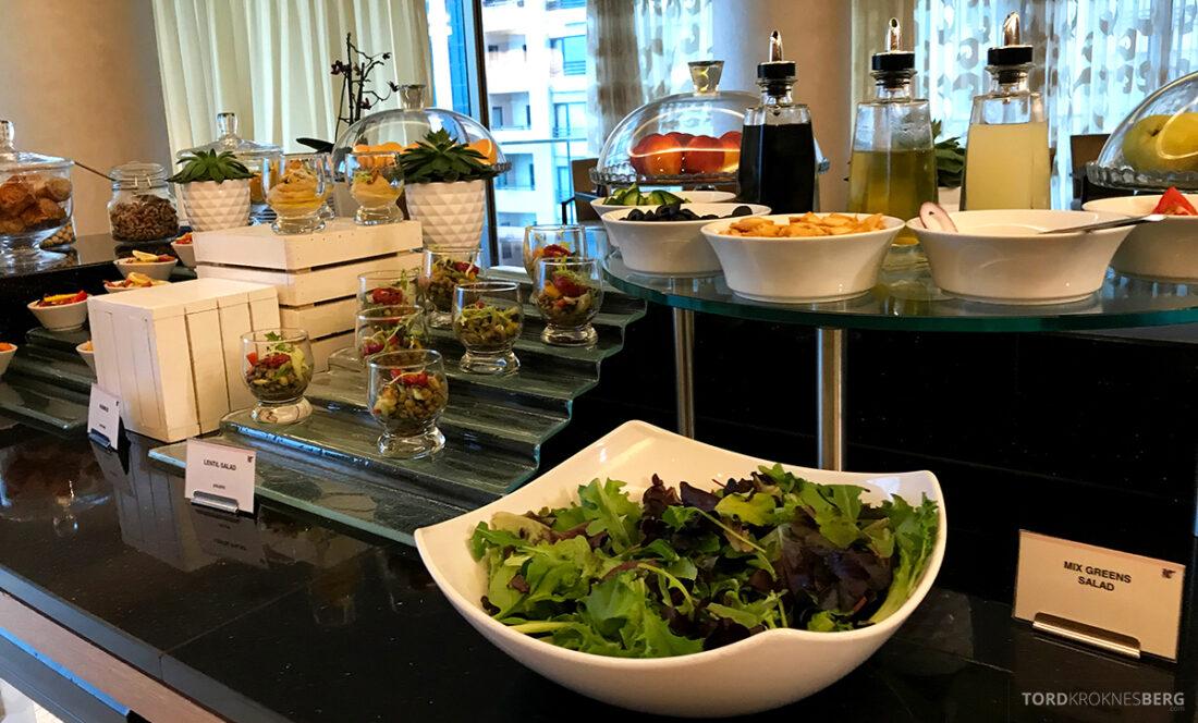 JW Marriott Absheron Hotel Baku Executive Lounge salat