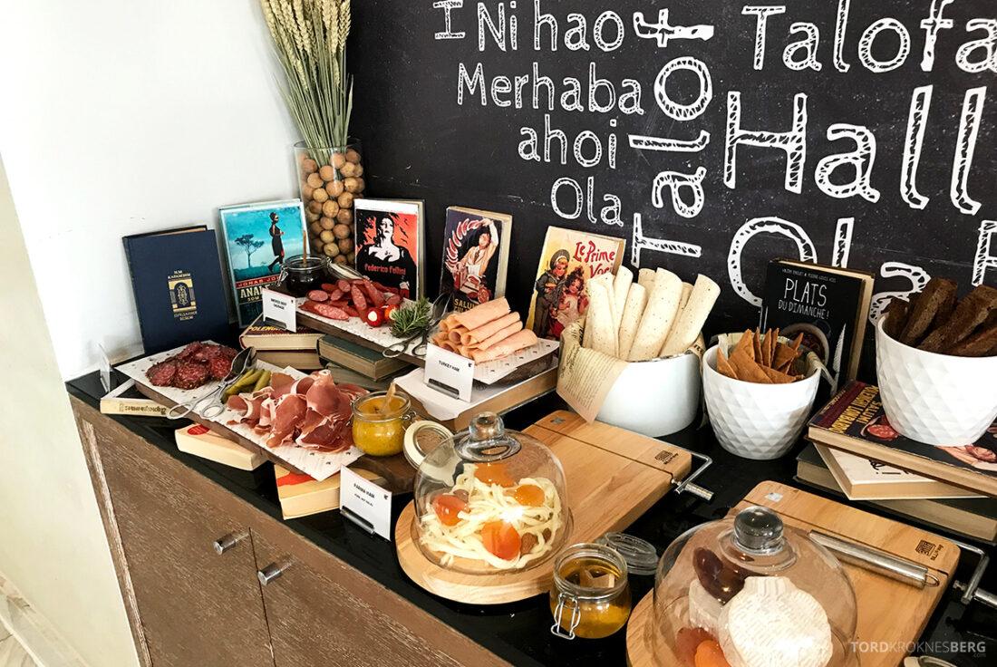 JW Marriott Absheron Hotel Baku Executive Lounge spekemat