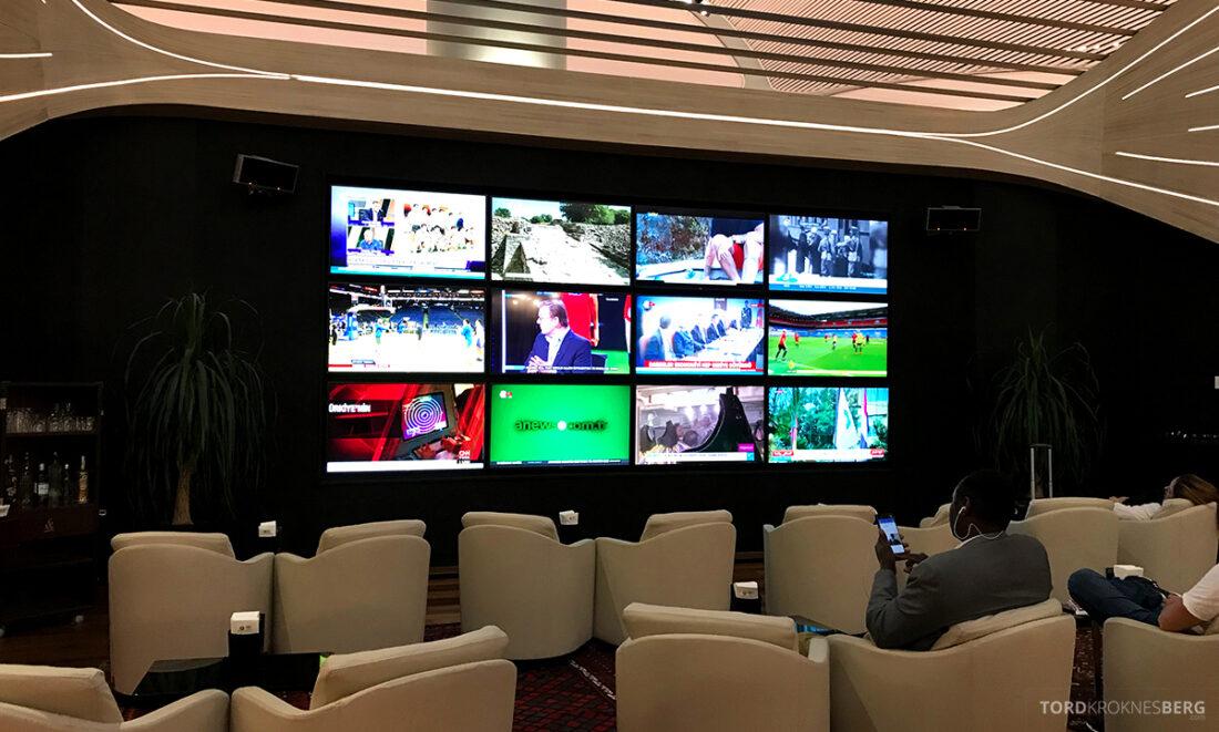 Miles&Smiles Lounge Istanbul TV