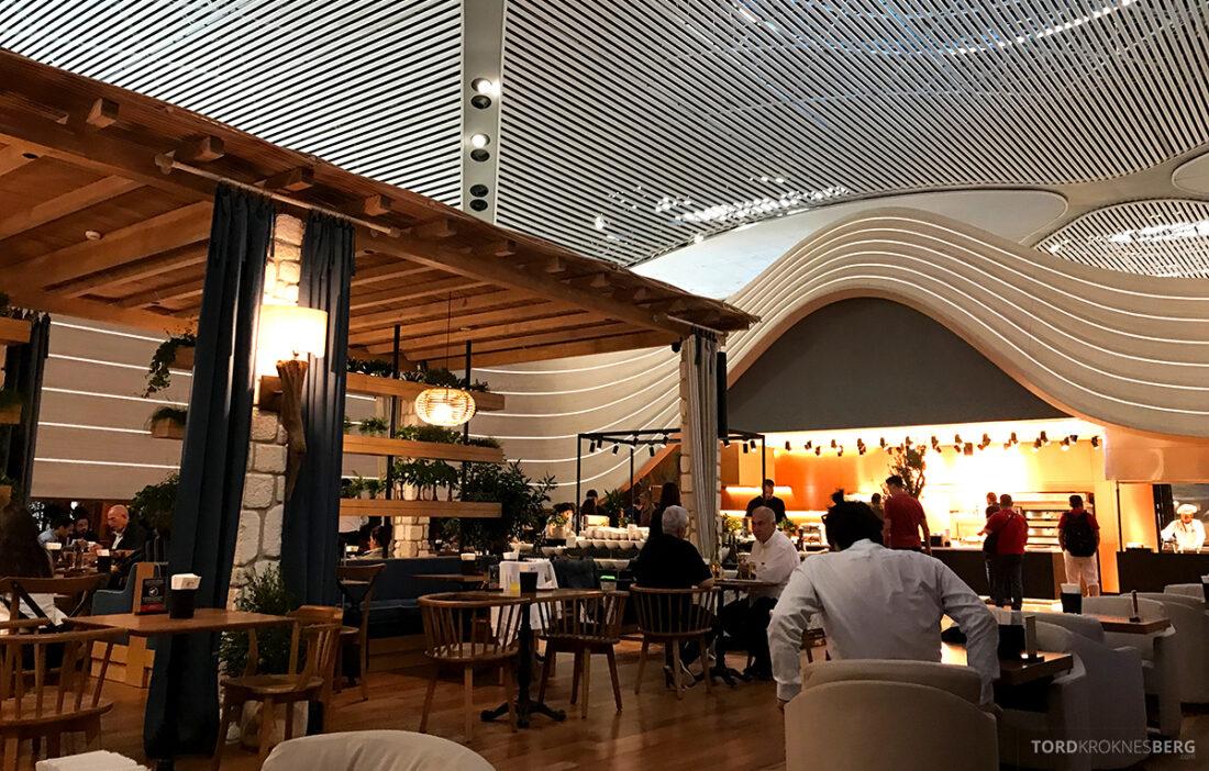 Miles&Smiles Lounge Istanbul café