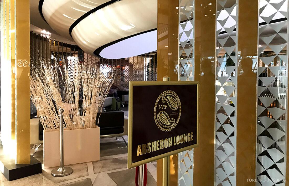 Business Class Lounge Baku Absheron Lounge logo