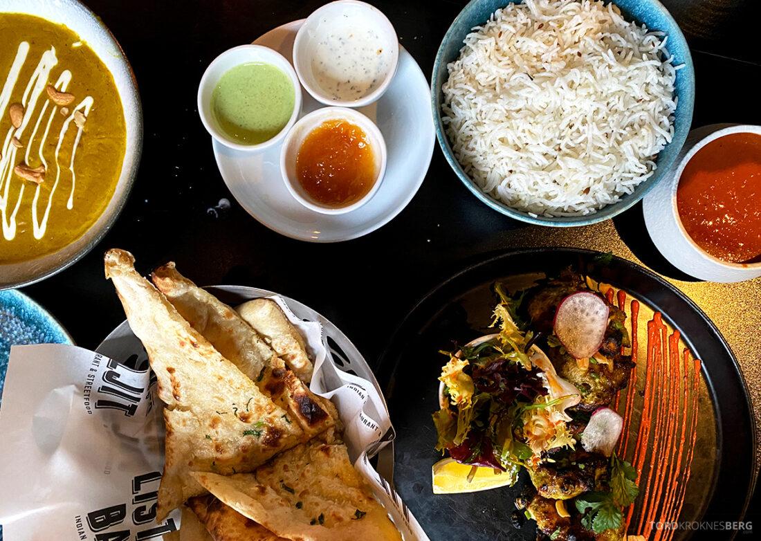 Listen To Baljit Restaurant Frogner Oslo mat