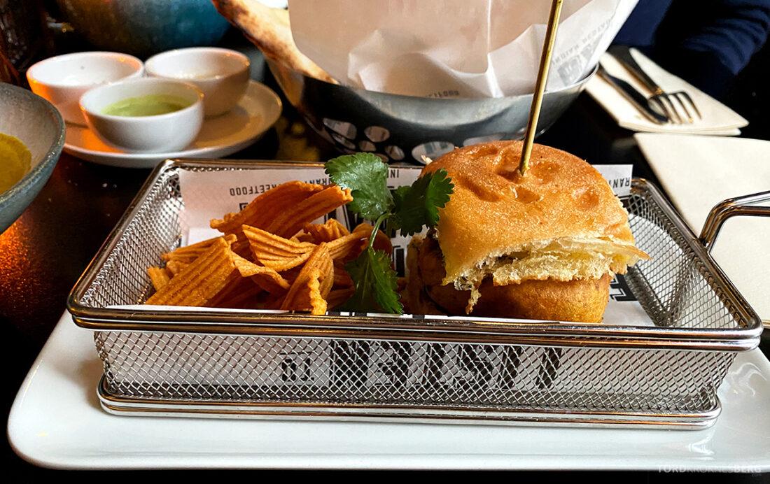 Listen To Baljit Restaurant Frogner Oslo burger