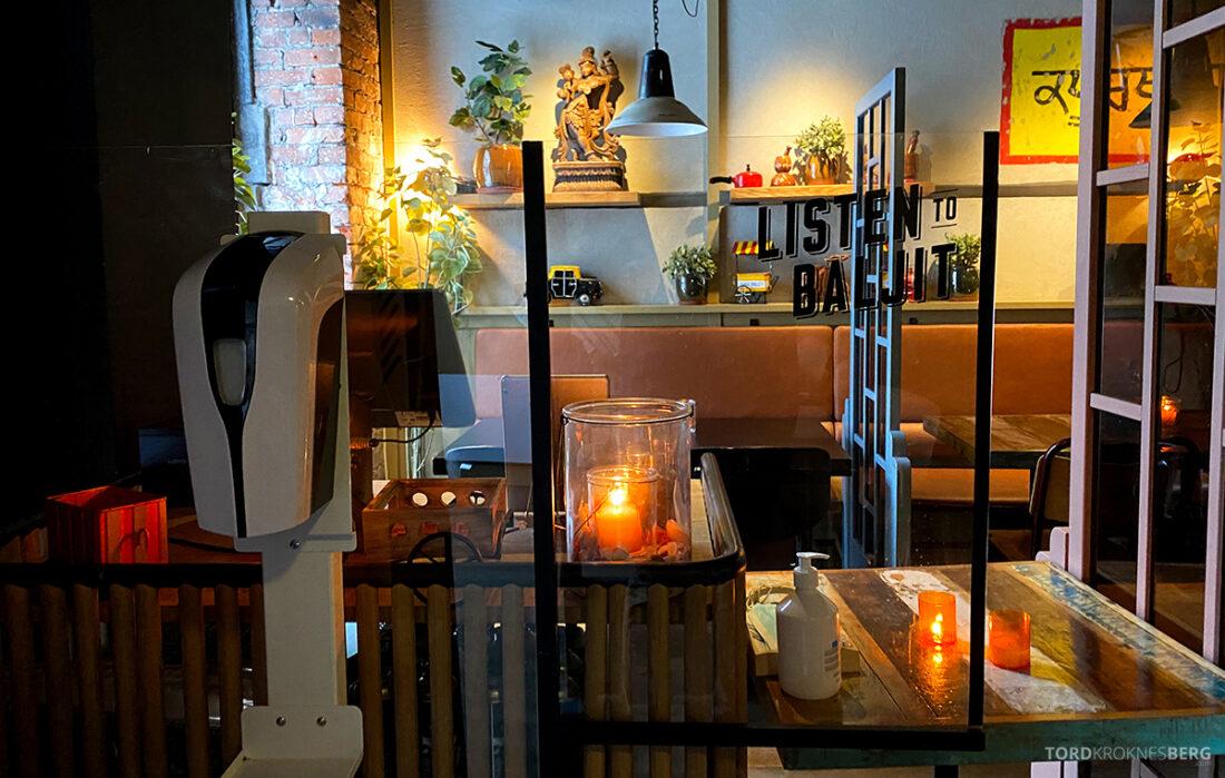 Listen To Baljit Restaurant Frogner Oslo resepsjon