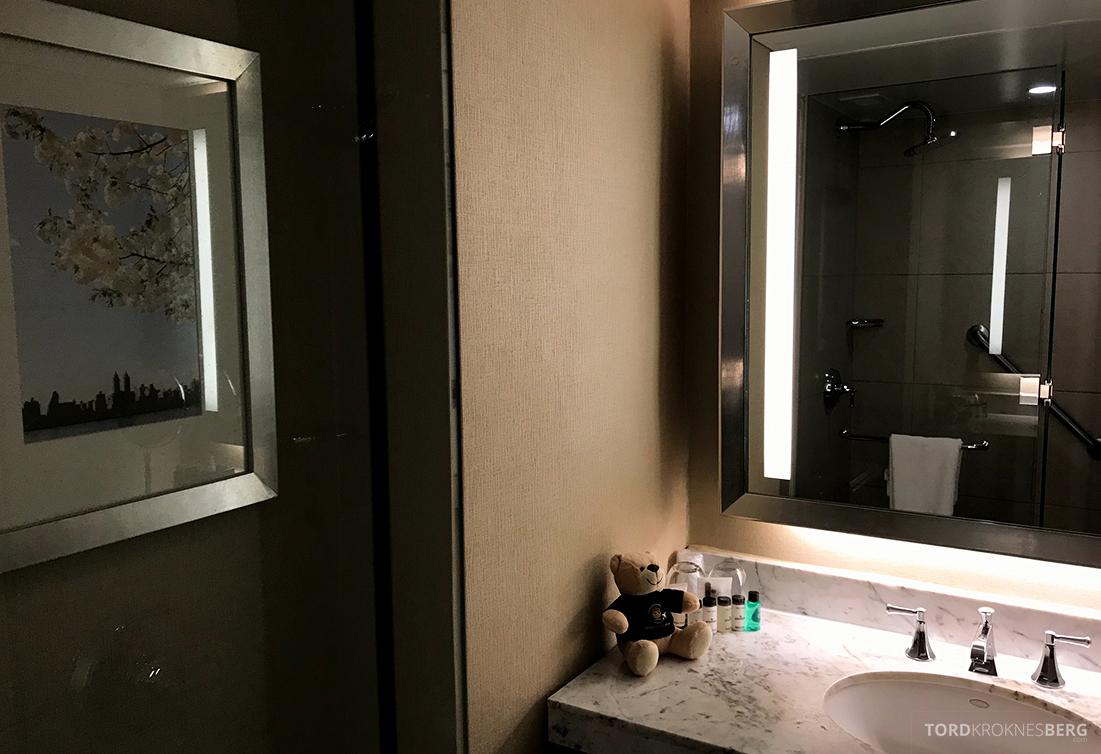 Sheraton New York Times Square Hotel bad detaljer