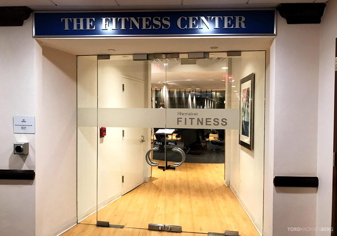 Sheraton New York Times Square Hotel fitness