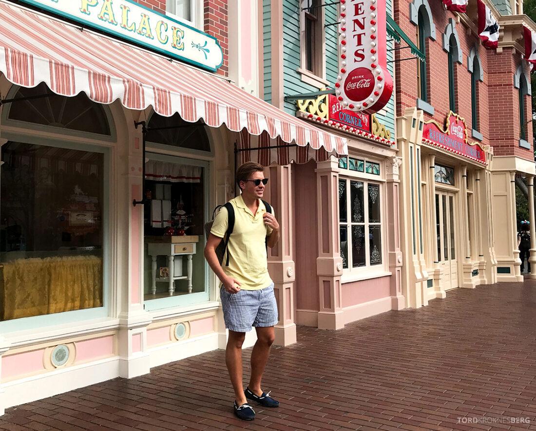 Disneyland California Tord Kroknes Berg by