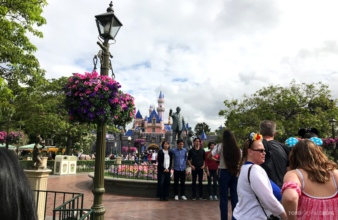 Disneyland California fotograf