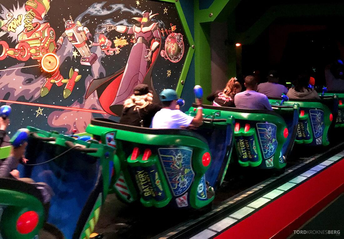 Disneyland California interaktiv moro