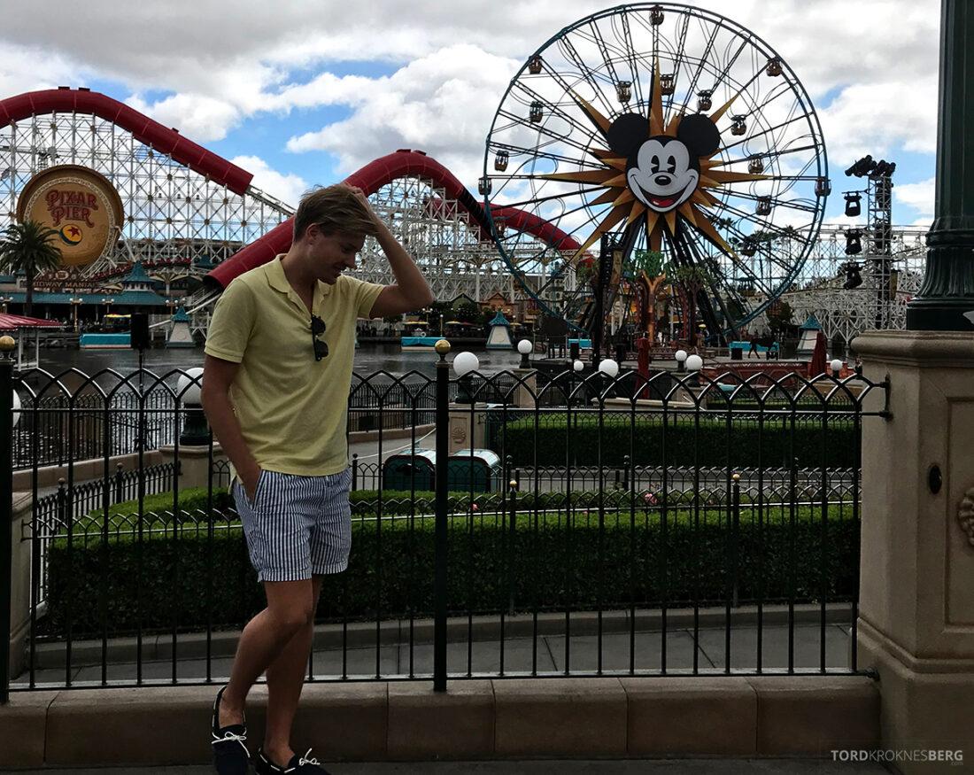 Disneyland California Tord Kroknes Berg Pixar
