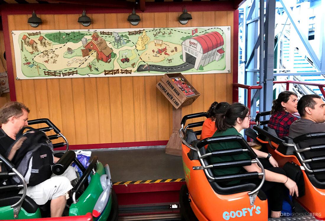 Disneyland California Goofy's