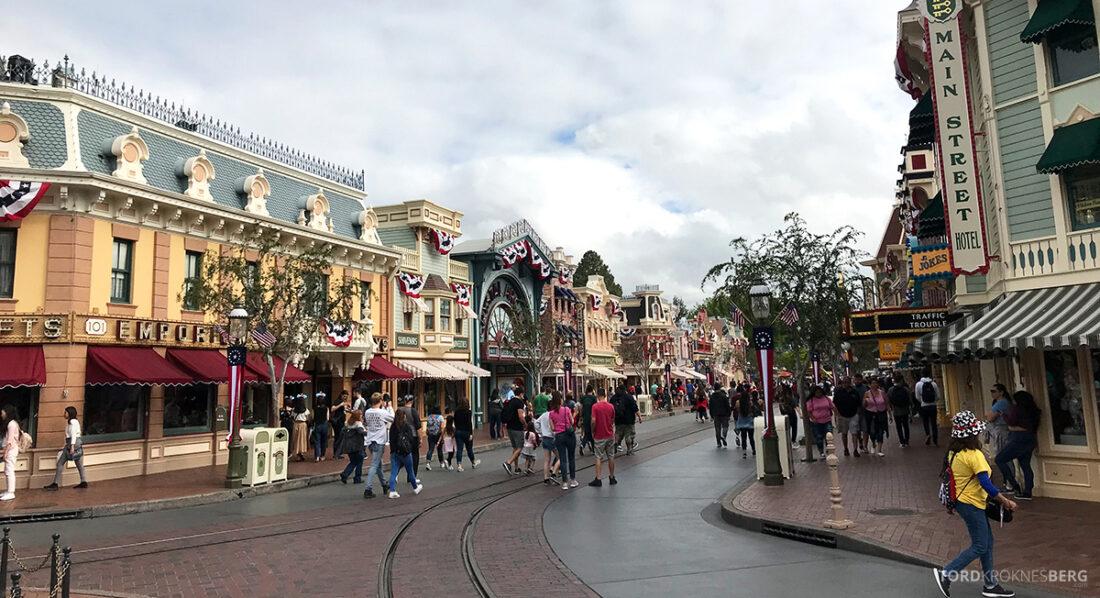 Disneyland California by